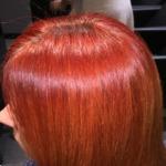 cheratina capelli colorati