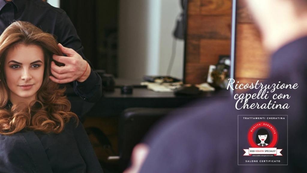 ricostruzione capelli sissikeratinspecialst