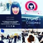 Milano salone certificato cheratina Luciano Colombo
