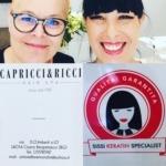 Salone certificato cisano bergamasco Ricci e capricci Antonella Remondini