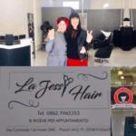 LA JESSY HAIR AQUILA parrucchiere certificato cheratina