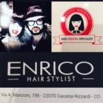 Tommasoni Enrico Cassina Rizzardi salone certificato sissikeratinspecialist